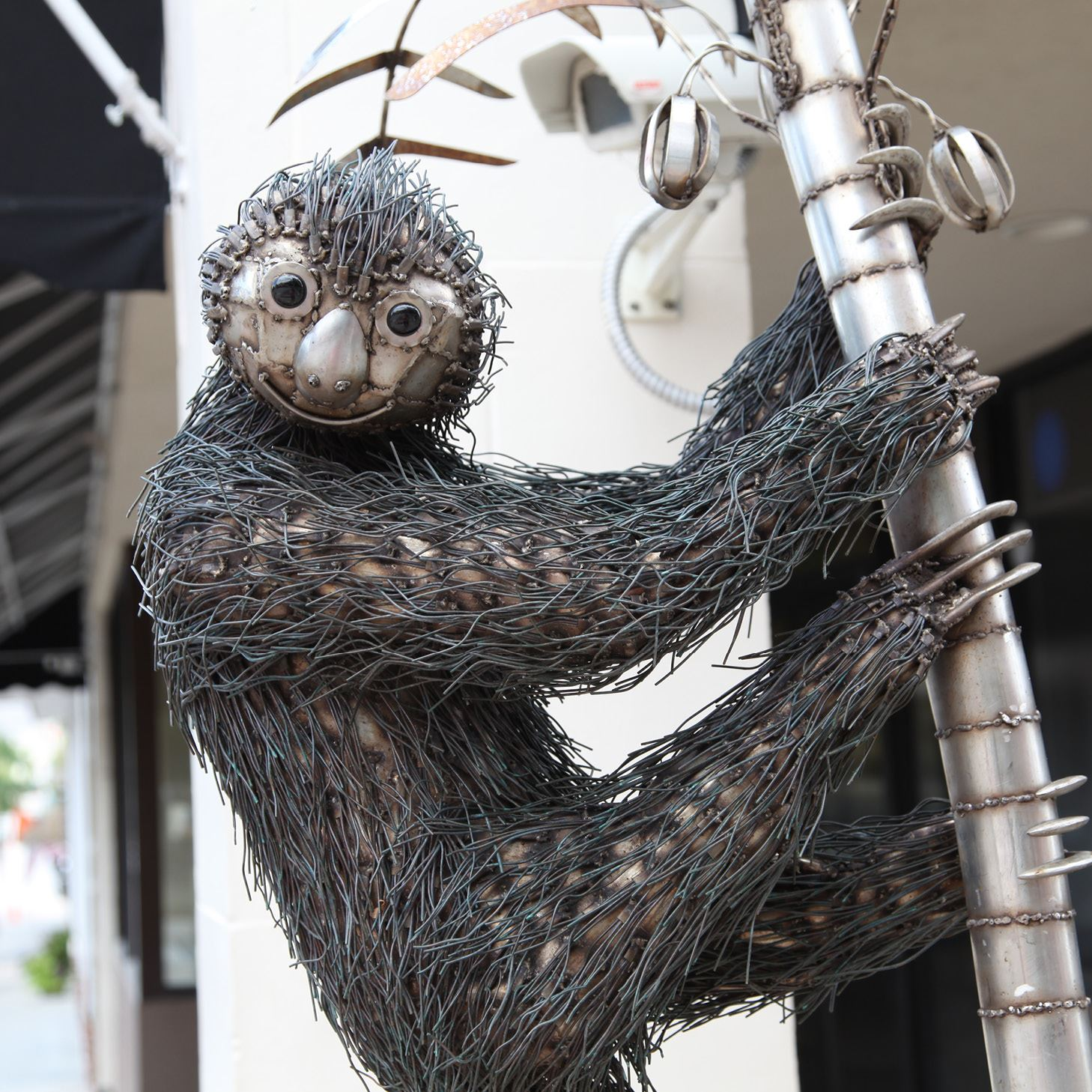 Sculpture Walk Sloth
