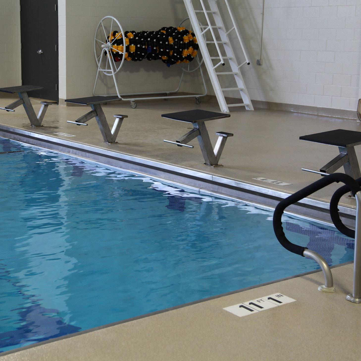 MWSU Indoor Pool