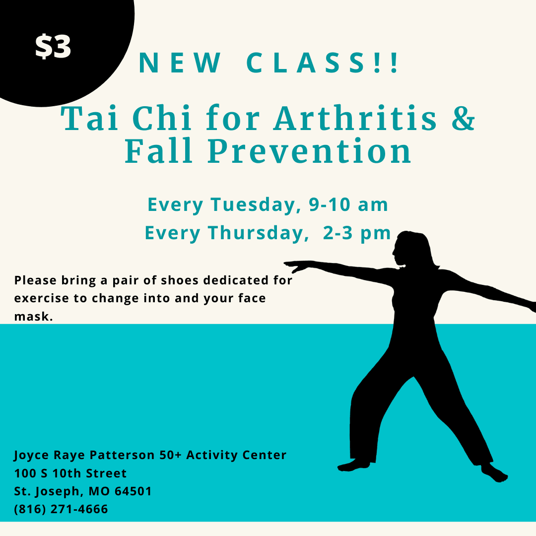 Tai Chi Tues and Thur Blue