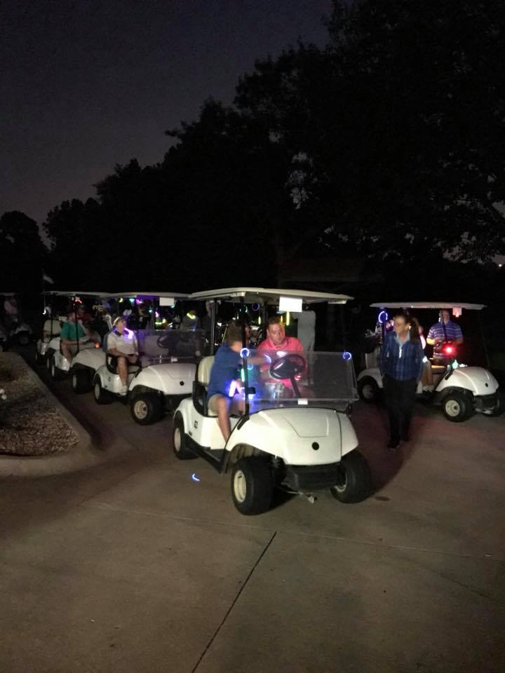 Glow Golf Carts Fairview